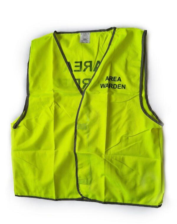 area warden vest 1