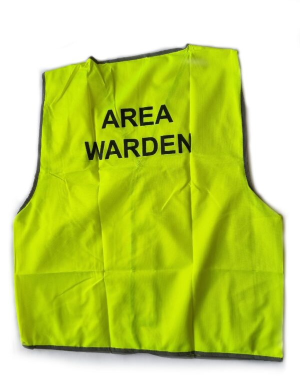 area warden vest 2
