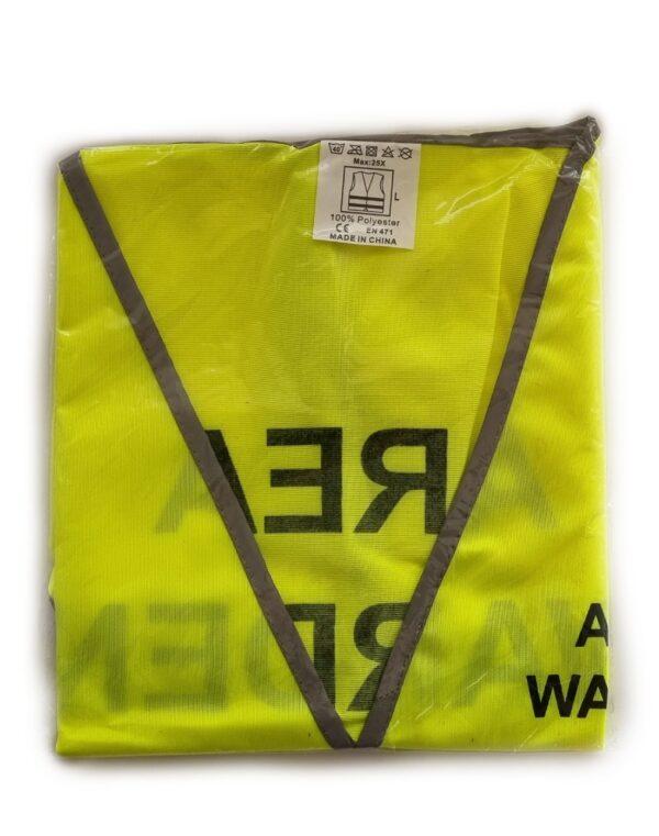 area warden vest 3