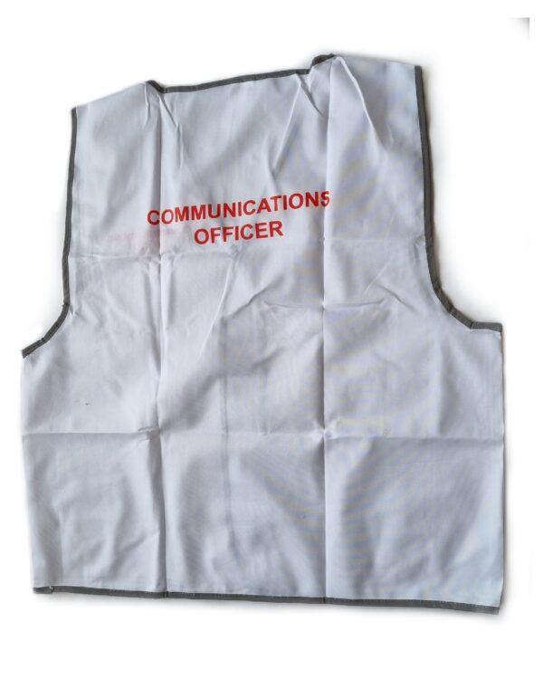 communication officer vest 1