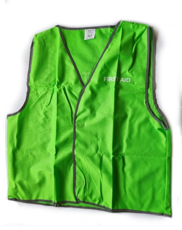 first aid vest 1